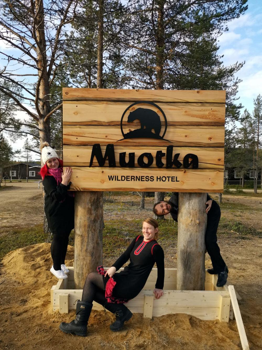 Muotka Sodankylä