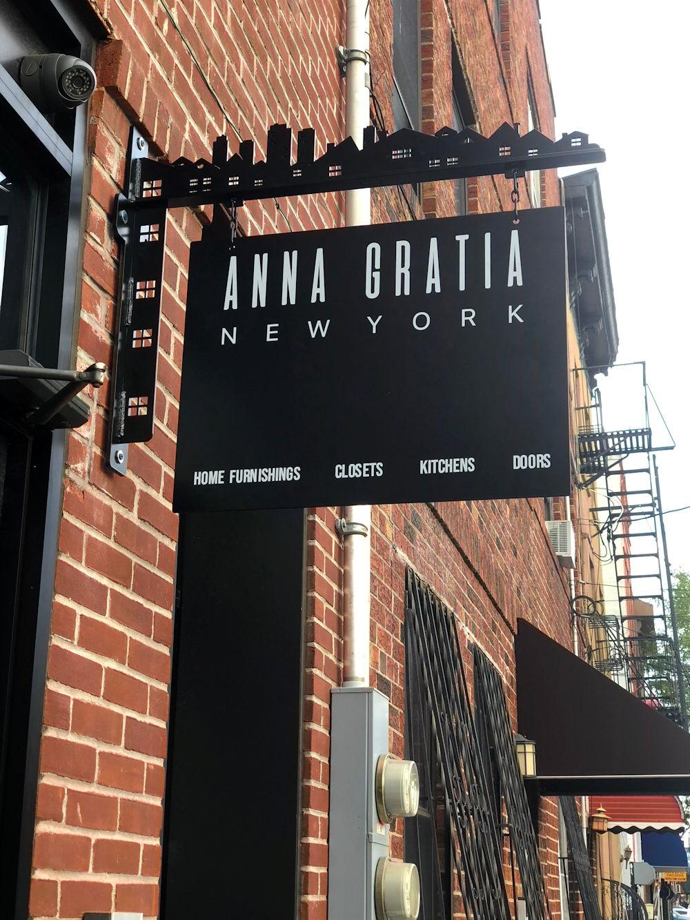 Anna Gratia New York